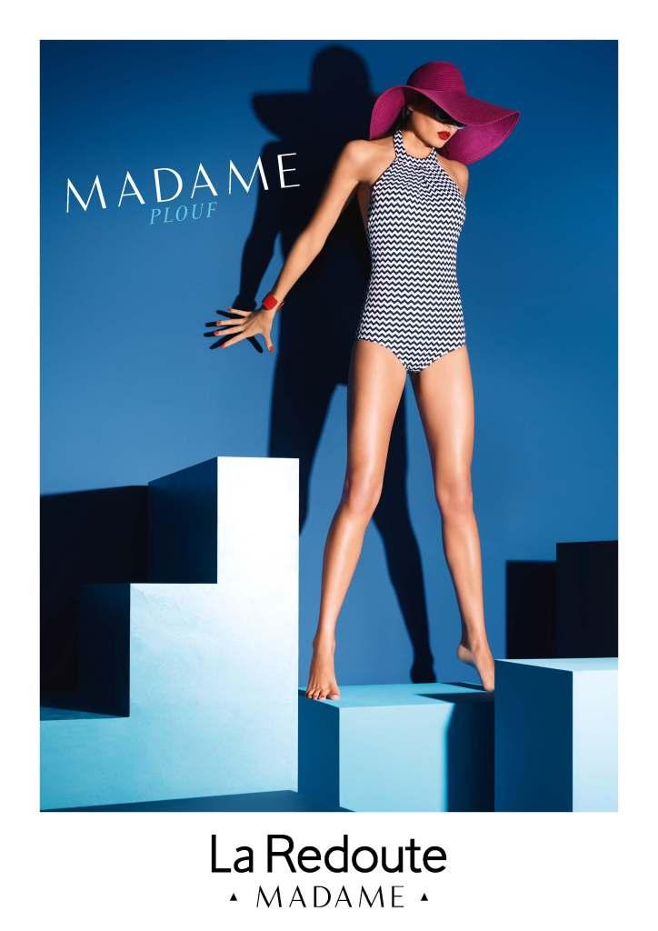 la redoute d voile la redoute madame sa nouvelle marque. Black Bedroom Furniture Sets. Home Design Ideas