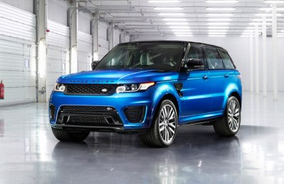A Bright Future For Jaguar Land Rover Special Vehicle Operations
