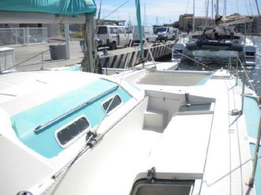 1993 edel catamarans edel cat 43