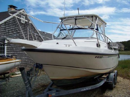 1998 Boston Whaler 23 Conquest Boats Yachts For Sale