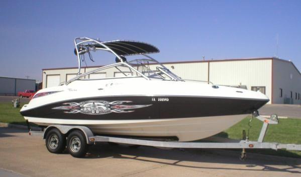 2008 Yamaha Ar230 Boats Yachts For Sale