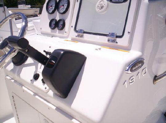 2012 Nautic Star 1910 Cc Bay Boat With Yamaha 4 Stroke