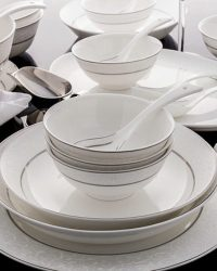 Bone China Dinnerware Set - Prague - Bone China Dinnerware ...