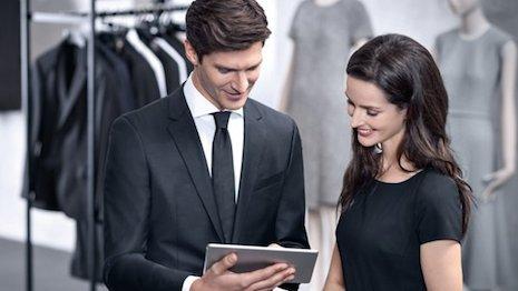 Luxury Daily - sales associate