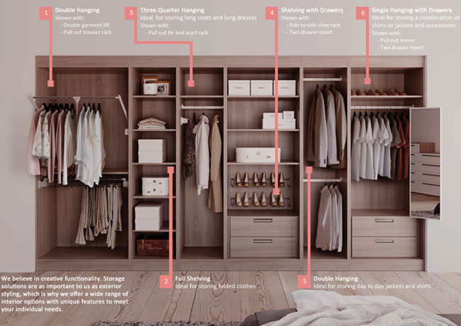 Fitted Bedrooms Wardrobes Swansea Bedrooms By Luxury For