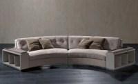 Semicircular Sofa Modular Sofa Semicircular Contemporary ...