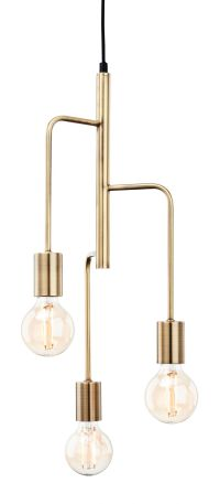 Firstlight Roxy Antique Brass Ceiling Light Pendant ...