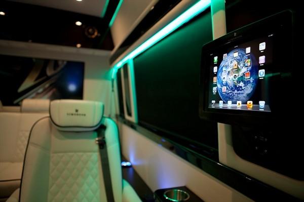 Mercedes-Benz Sprinter 2500 Crew Luxury Van