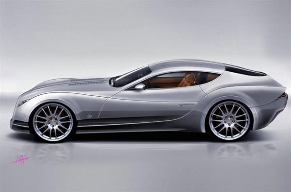 2012 Morgan Eva GT Luxury Cars Pictures