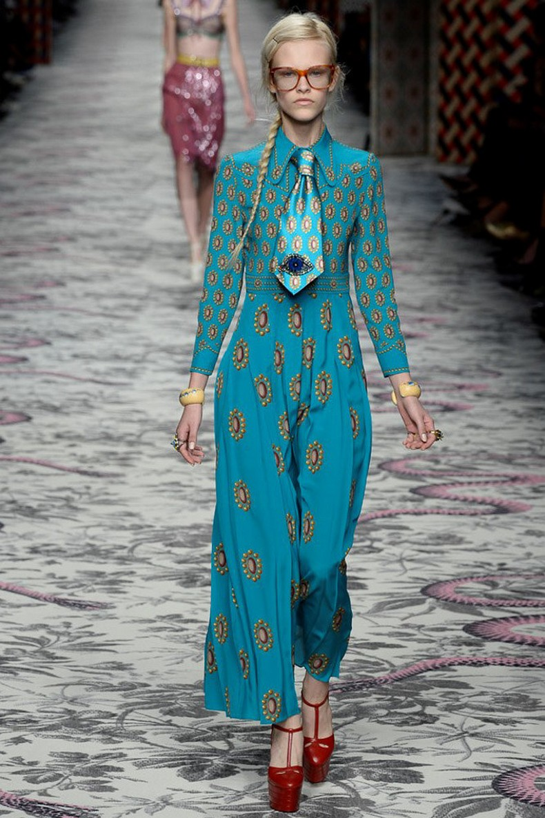 Gucci Spring 2016 RTW Collection look 32