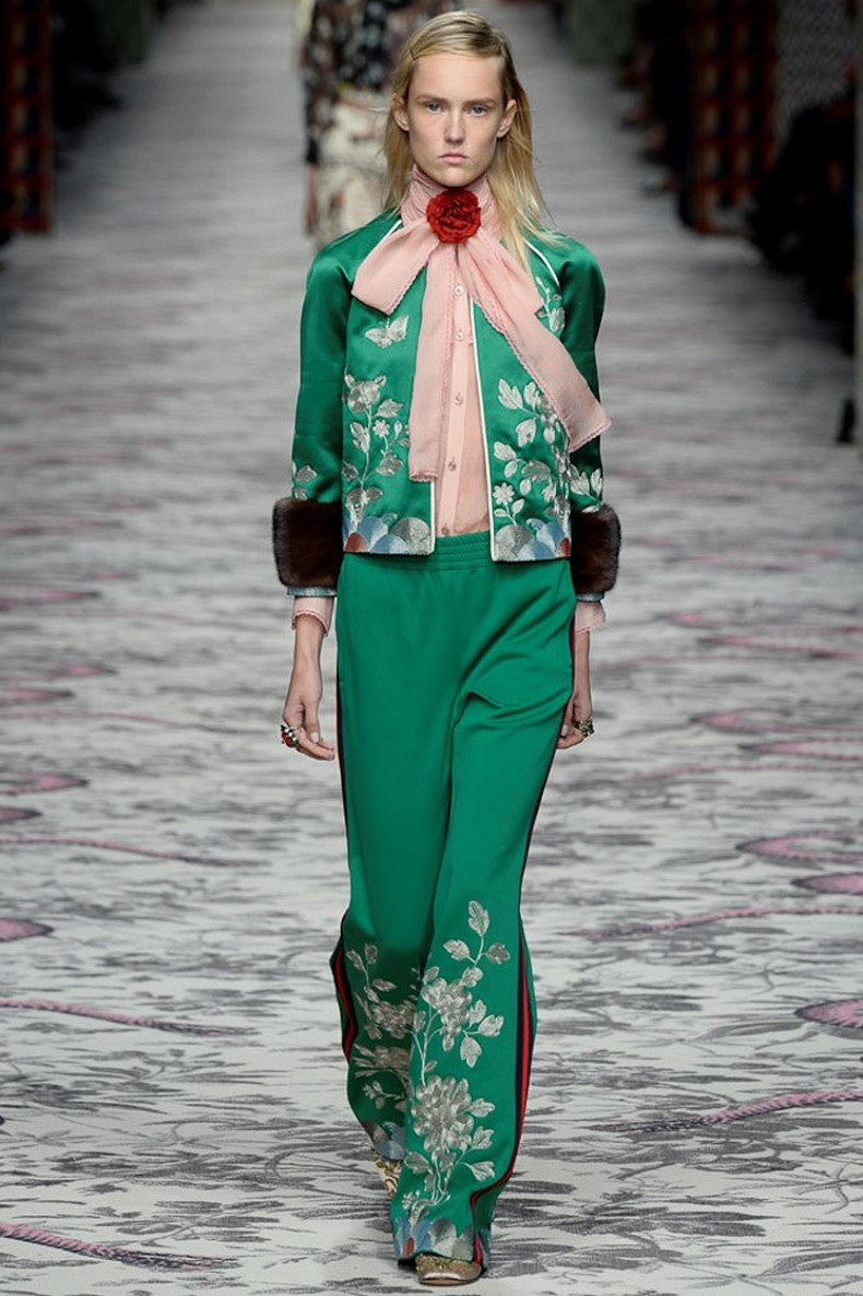Gucci Spring 2016 RTW Collection look 39