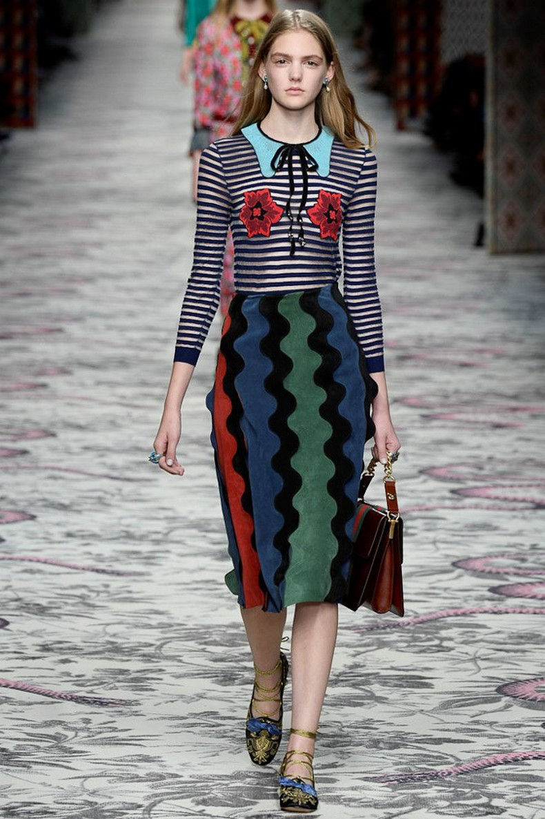 Gucci Spring 2016 RTW Collection look 50