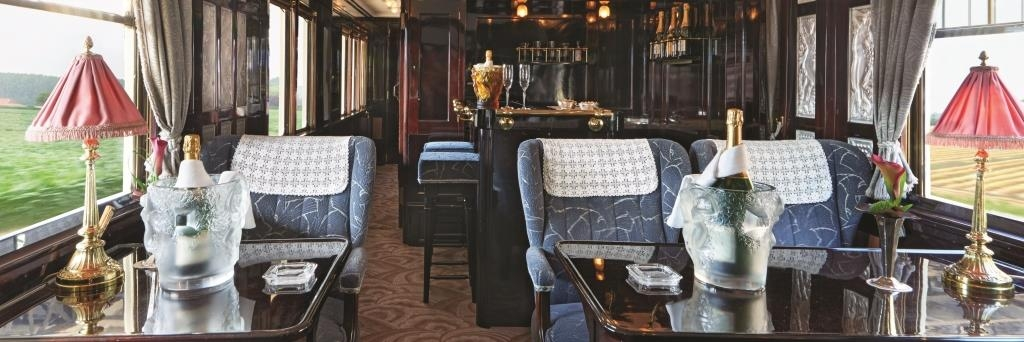 Venice Simplon-Orient-Express - Luxury Train Club