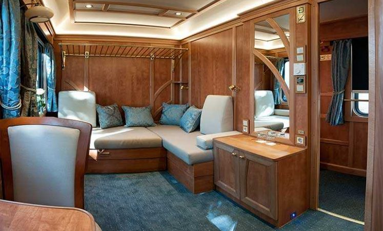 Golden Eagle Danube Express - Luxury Train Club