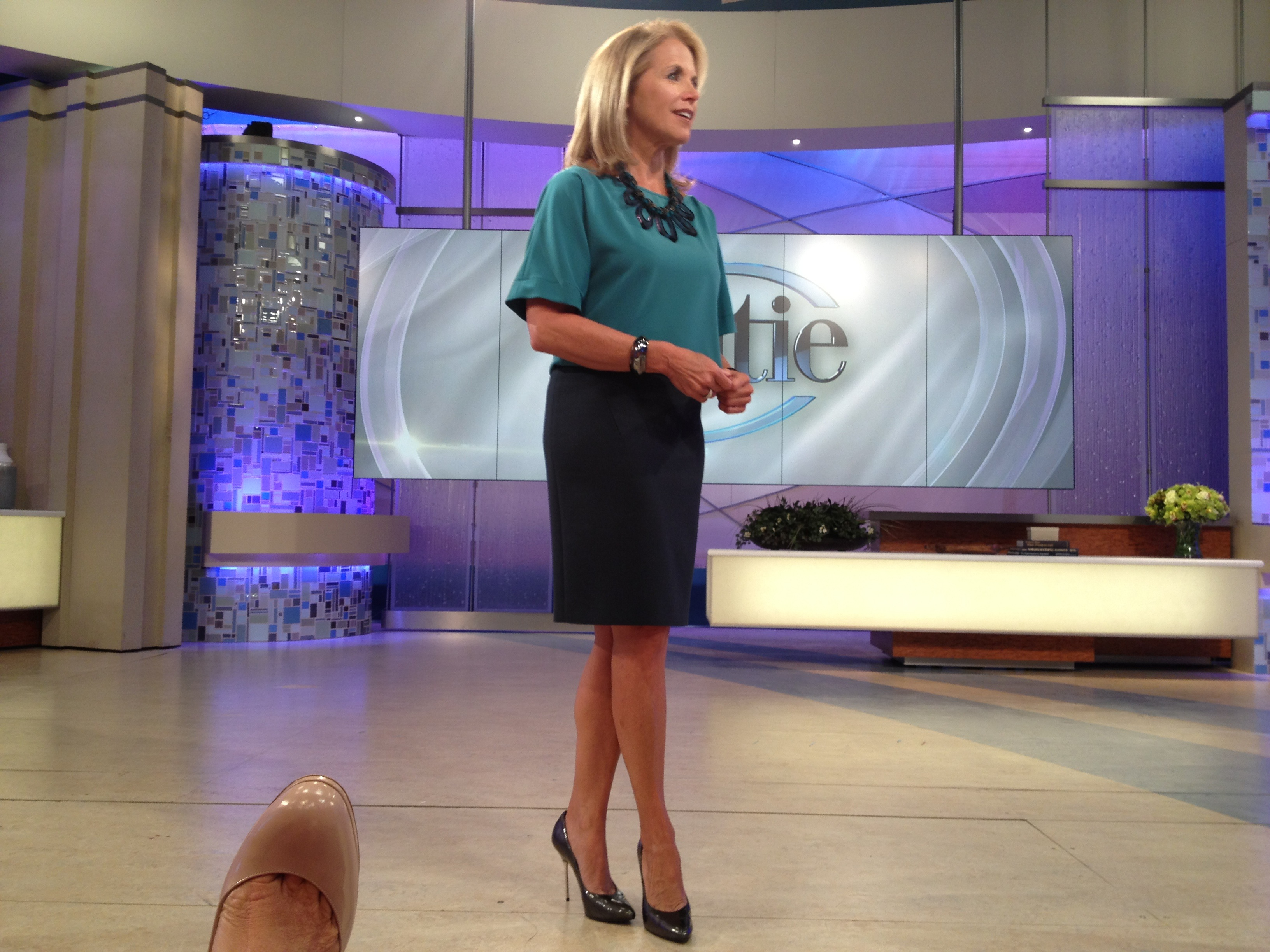 Katie Couric Discusses Her Upcoming ABC Talk Show And Makes It ...