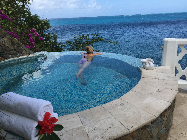 Curtain Bluff Resort Reviews - Family Vacation in Antigua - Luxury ...