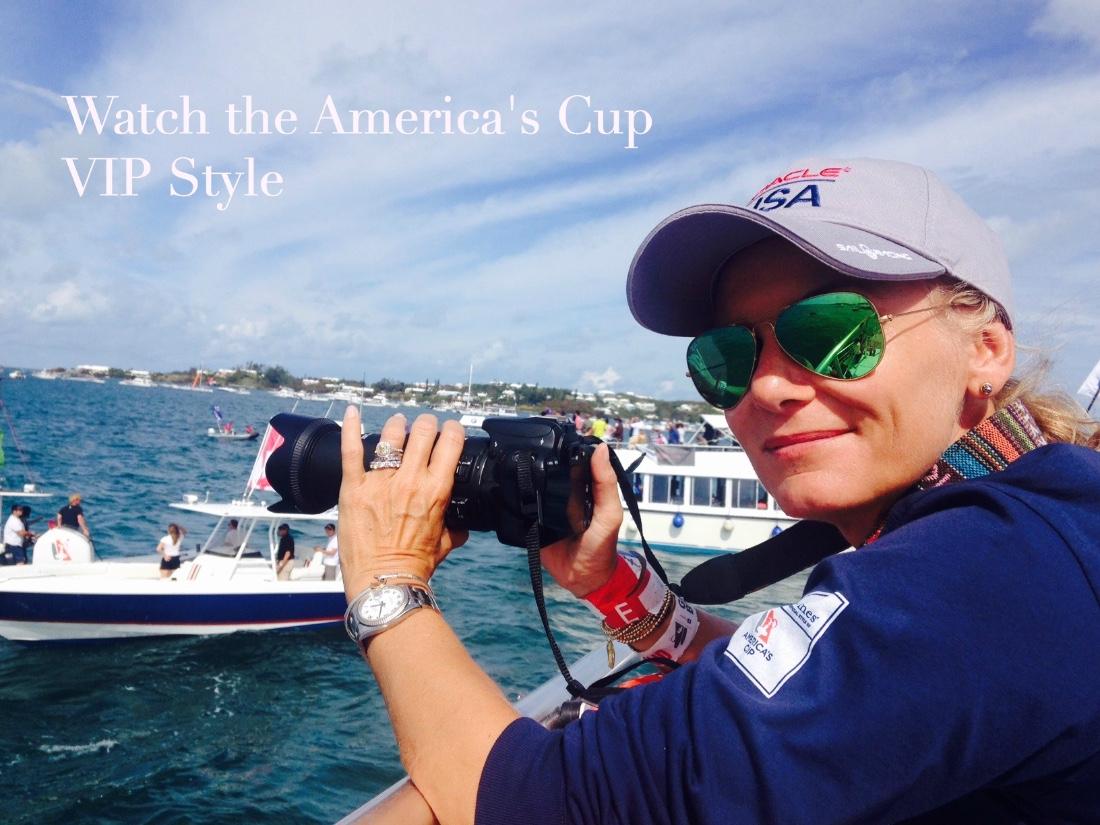 vip access americas cup