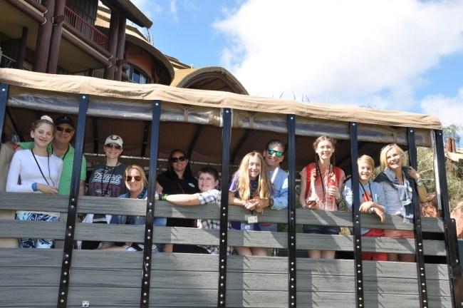 private safari Disney world