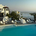 2 Luxury Santorini Greece Resorts – Private Yacht Charters