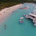 BVI Catamaran Charter AVALON offers chartering heaven