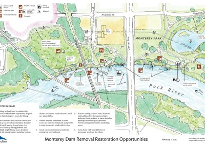 Monterey Dam Removal Restoration Opportunities