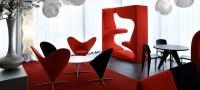 Heart Chair Verner Panton - oscarsfurniture.com - Home ...