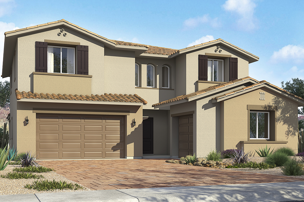New Construction Homes In Summerlin West Las Vegas