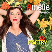 "Amelie Gavaudo - Copertina Music Album ""Poetry"" - by Lycnos"