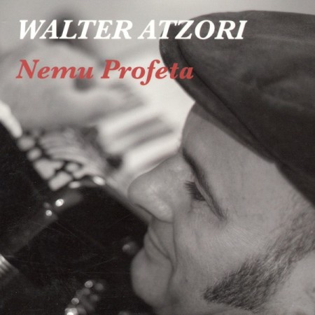 Walter Atzori - Grafica CD Music Album - by Lycnos