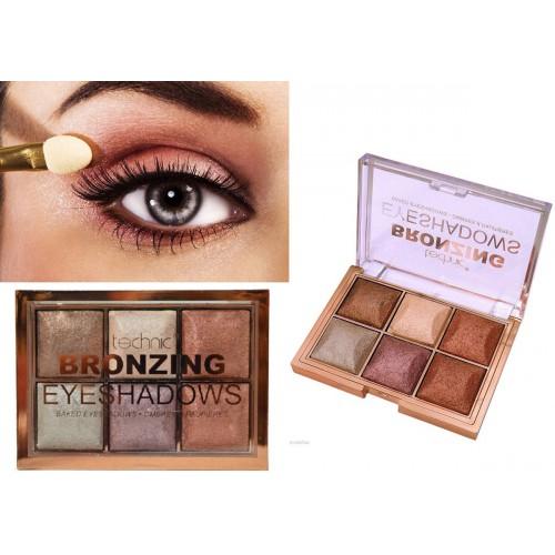 Technic BRONZING Eyeshadow Palette