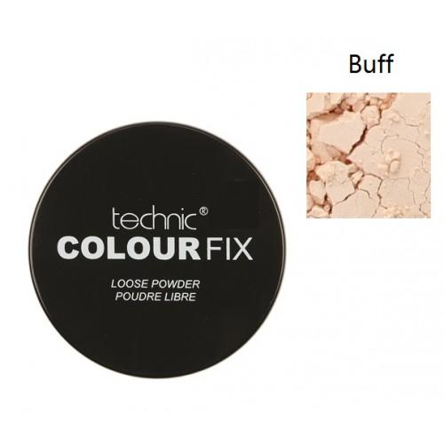 Technic Colour Fix Loose Powder 20g - Buff