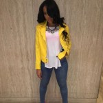 Angela Simmons Inspired Spring Fashion