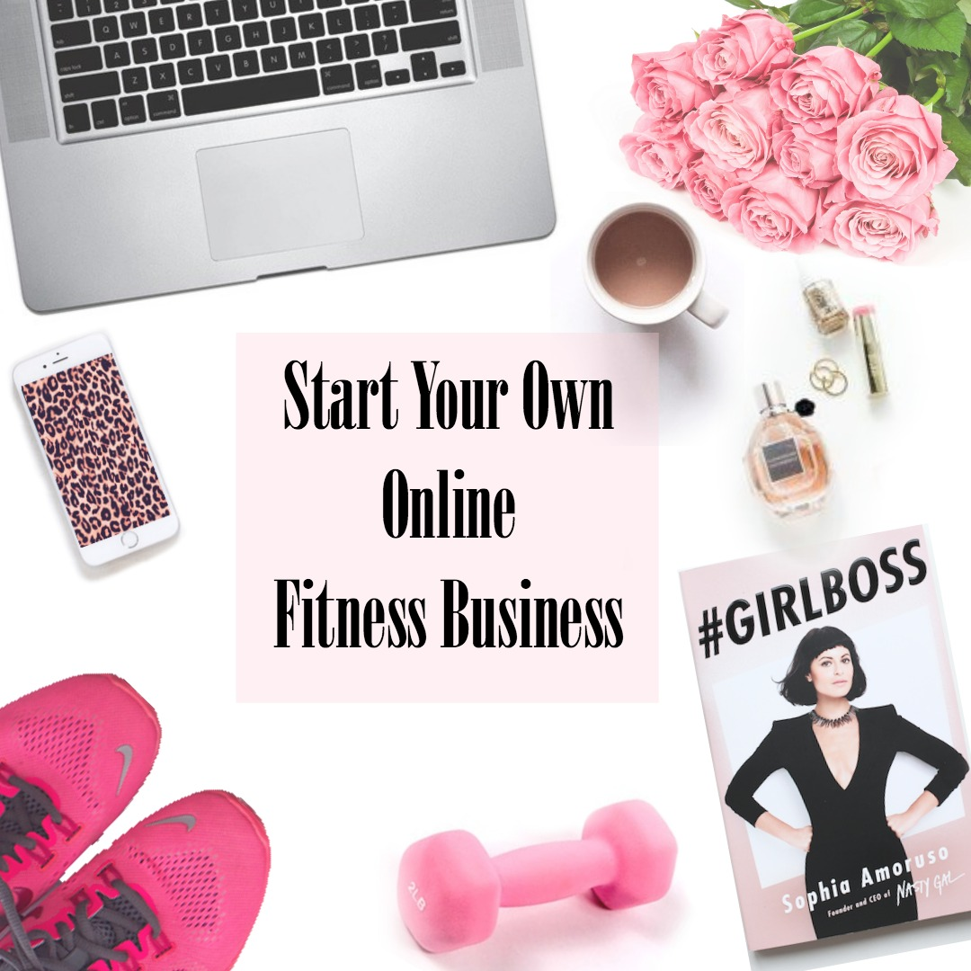 start your own online fitness business