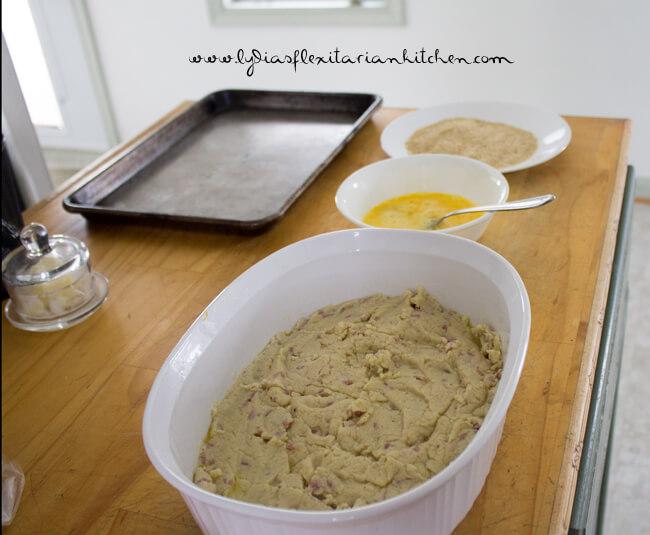 Making Croquetas ~ Lydia's Flexitarian Kitchen