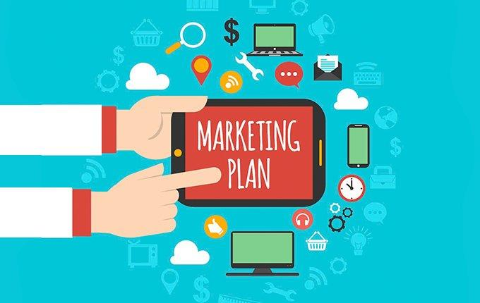 4 Key Steps to Building a Sharp Digital Marketing Plan