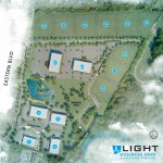 Light Business Park - Site Plan