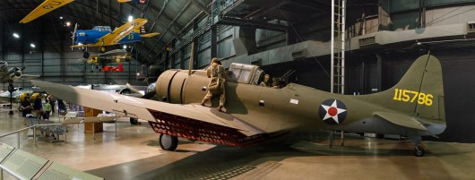 A-24 (Army Air Force version of the SBD-3 Dauntless)