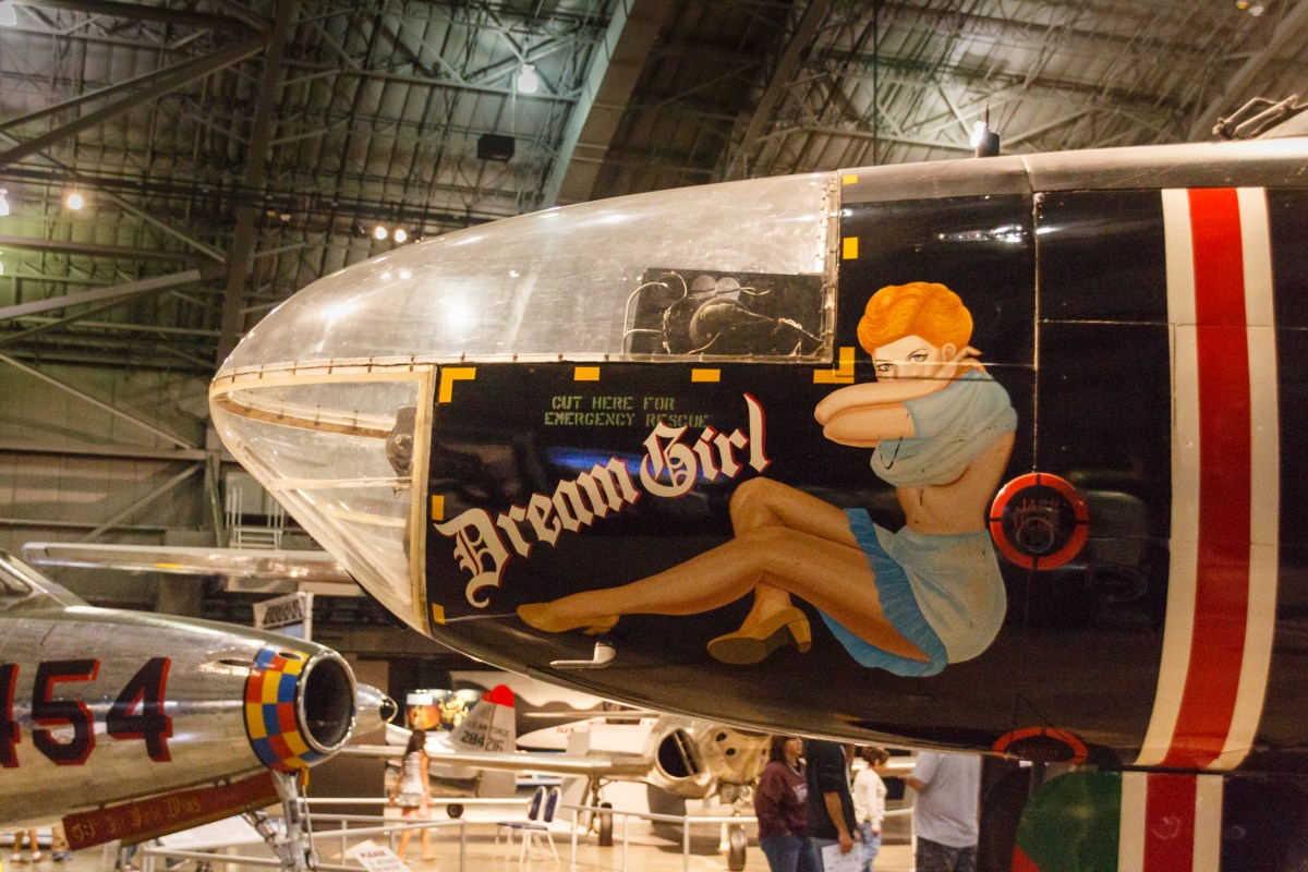 Air Force Nose Art