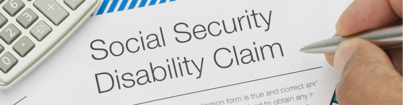 New Jersey Social Security Disability Benefits Lawyer - social security disability form