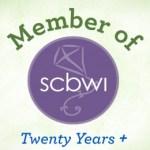 SCBWI badge