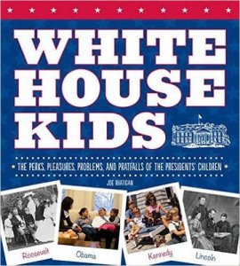 President's kids and white house.