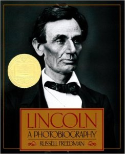 Freedman's biography biog of Lincoln
