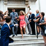 Wedding Photography at Islington Town Hall & Frederick's – Anita & Dale