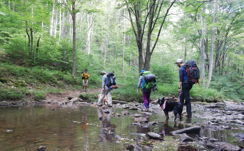 Backpacking in West Virginia #tepperlife
