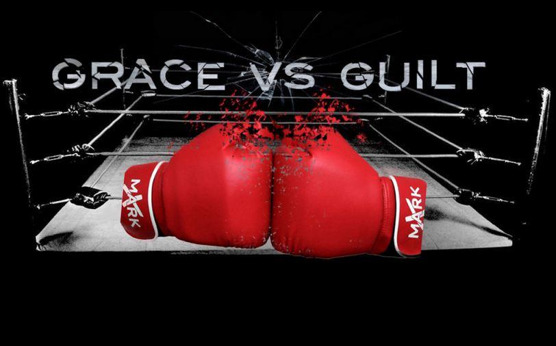 guilt vs grace