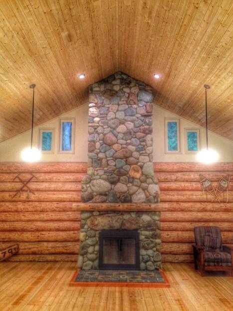 Scout Cabin Interior