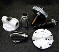Aluminum, Castings, CNC, CNC Machine, Components, Made In USA