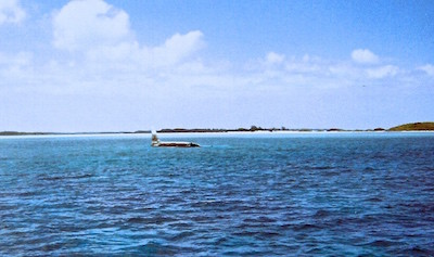 drug plane at Norman's Cay