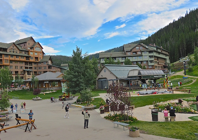 I could never have imagined the Winter Park Resort Village when I lived at Snow Mt. Ranch.