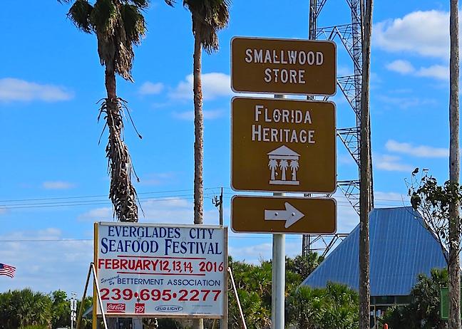 EVERGLADES CITY SEAFOOD FESTIVAL 2-12-16